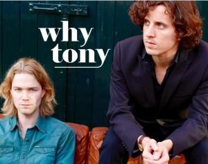 why tony