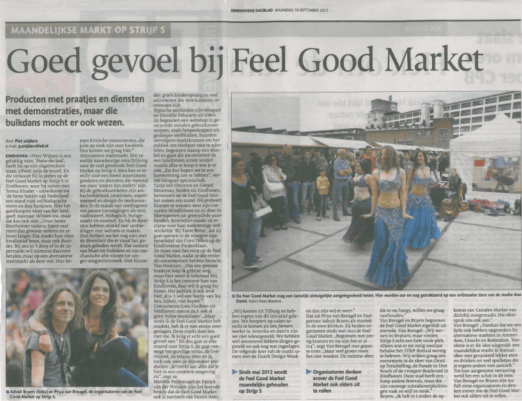 ED Feel Good Editorial