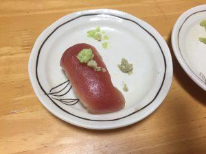 生わさび,寿司