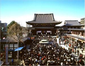 成田山 新勝寺 初詣