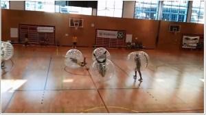 バブルフットボール サッカー