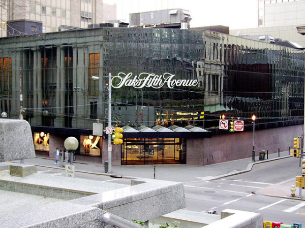 Woman Finds Worker's Plea for Help in Saks 5th Avenue Shopping Bag
