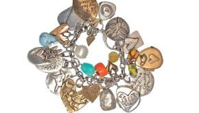 Jes MaHarry-Charm Bracelet