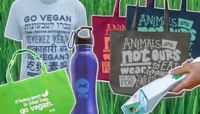 Earth Day PETA 2013
