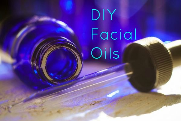 Valentine's Day Ideas: DIY Facial Oils