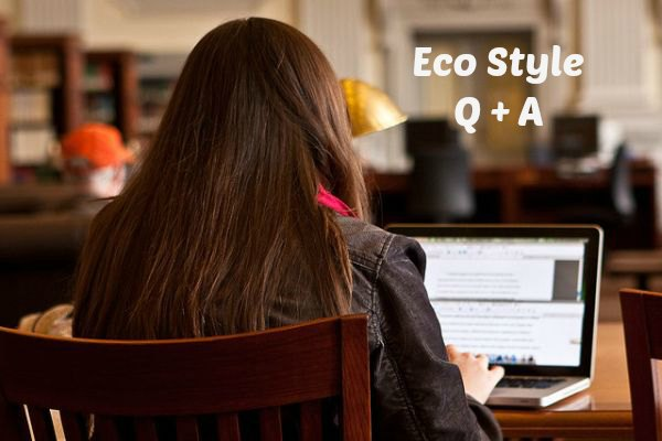 Eco Style Q + A: Team FGS at Your Service