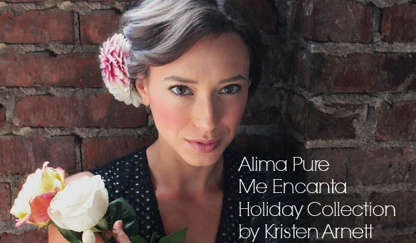 Alima Pure Me Encanta Holiday Collection 2013