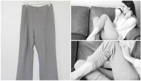 DIY Fashion: Skinny Sweatpants