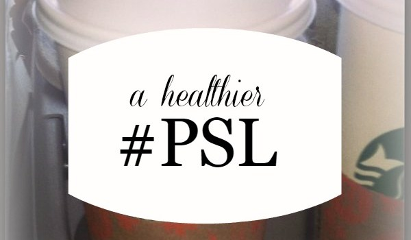 #PSL the Healthy Way