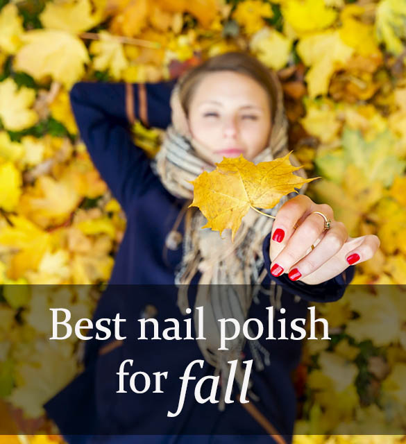 Best nail polish for fall