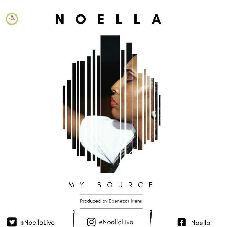 Noella – My Source(Mp3 Download + Lyrics)