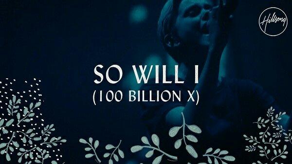 Hillsong Worship – So Will(Mp3 Download + Lyrics)