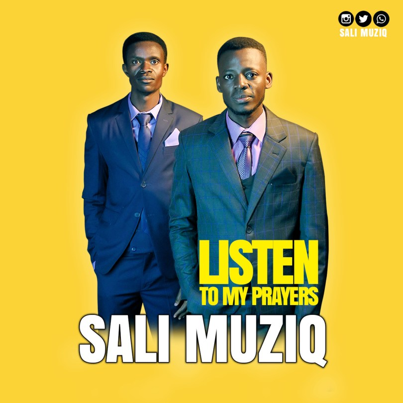 listen To My Prayers – Sali Musiq (Mp3 Download + Lyrics)