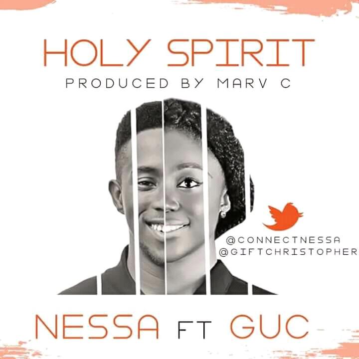 NESSA - HOLY SPIRIT (Mp3 Download + Lyrics)
