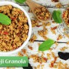 Raw Vegan Granola Recipe