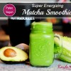 Energizing Matcha Smoothie