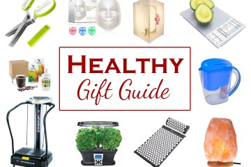 Christmas Gift Ideas for Healthnuts