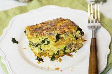 Healthy Paleo Breakfast Casserole