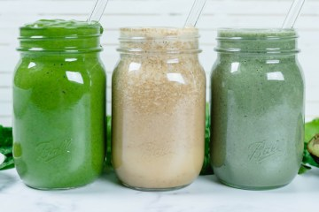 Healthy Breakfast Smoothies | Low Carb Keto Smoothies