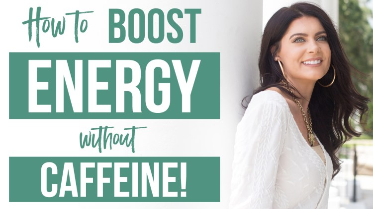 How to Increase Energy Fast Without Caffeine