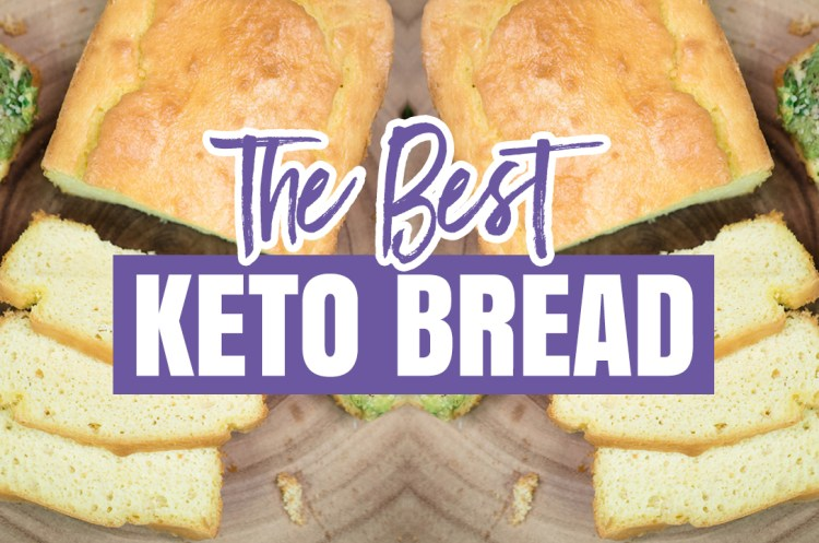 The BEST Low Carb Keto Bread Recipe (Dairy Free)