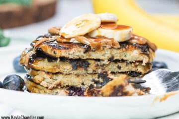 Healthy Protein Pancakes