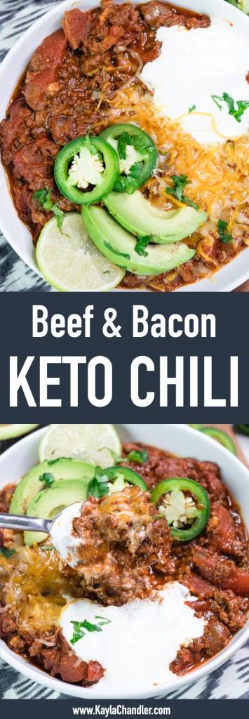 Low Carb Keto Chili Recipe