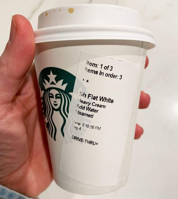 Keto Starbucks Drinks | How to Order