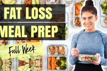 Easy Meal Prep for Weight Loss