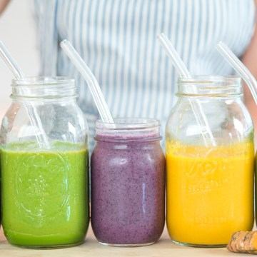 HOW-TO MEAL PREP SMOOTHIES FOR WEEKS! | Healthy Smoothie Recipes