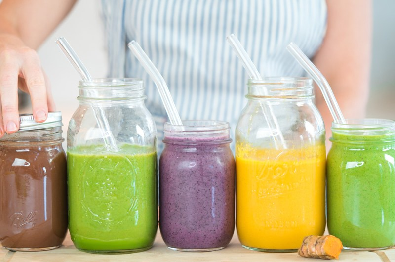 Smoothie Freezer Packs - 4 New Smoothie Recipes