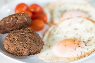 BEEF BREAKFAST SAUSAGE | Pork-Free Sausage Patties