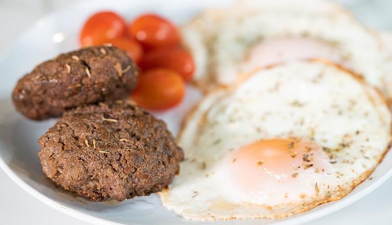 BEEF BREAKFAST SAUSAGE   Pork-Free Sausage