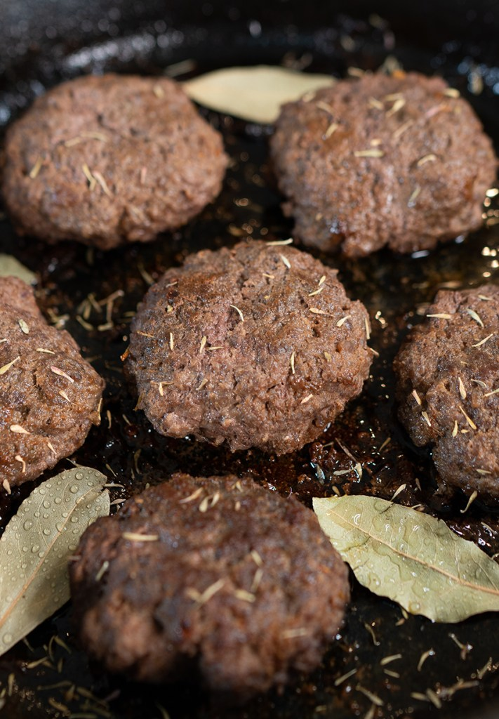BEEF BREAKFAST SAUSAGE | Pork-Free Sausage Patties