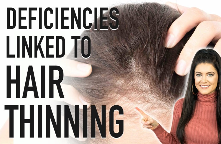 HAIR THINNING | 5 Deficiencies Linked to Hair Loss