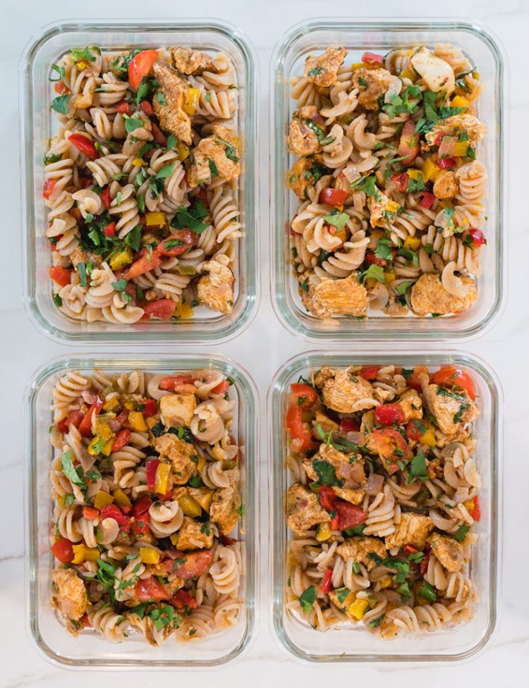 5-Day Weight Loss Meal Plan   High Protein & Grain Free   Healthy Meal Prep