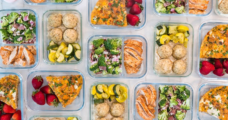5-DAY WEIGHT LOSS MEAL PREP PLAN (grain free!)