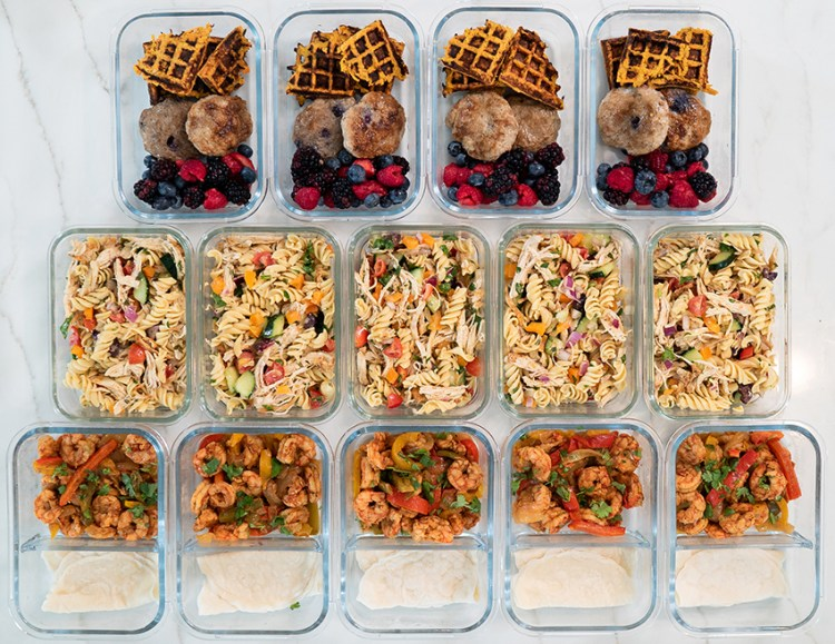 Healthy Meal Prep Plan for Weight Loss and Health