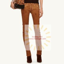 Ralph Lauren - Black Label Denim 105 Skinny Jean Saddle Dust