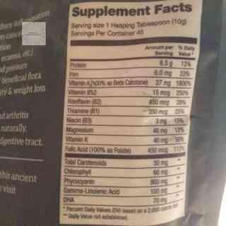 Sari-Foods-Organic-Spirulina-Powder-Nutrition-Label