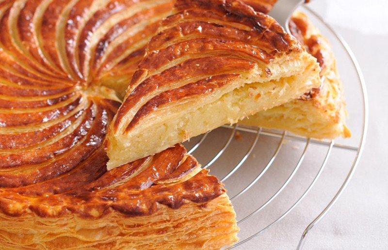 Feeling Food a sélectionné 15 recettes de galette des rois : frangipane, sans gluten, vegan...