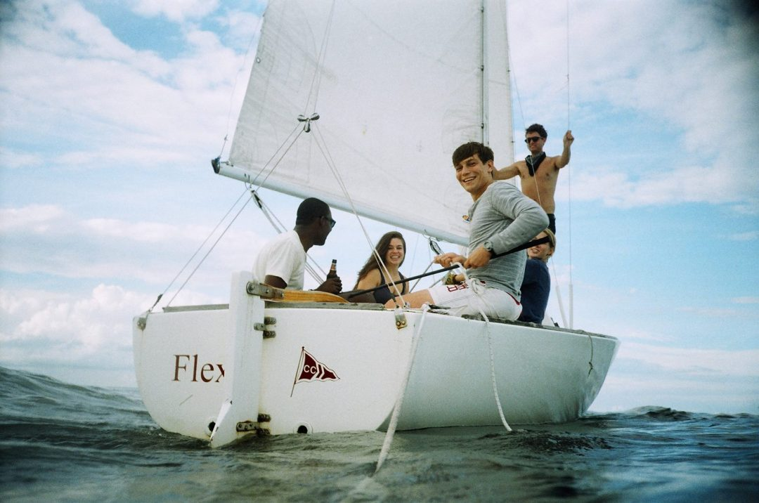 Alex - Charleston sailing