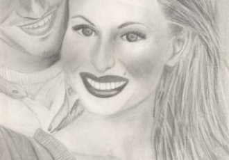 Niki Taylor Sketch