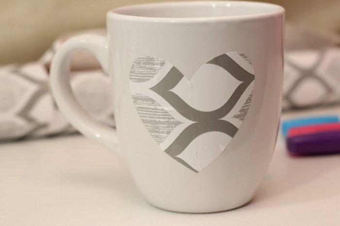 sharpie mug stencil