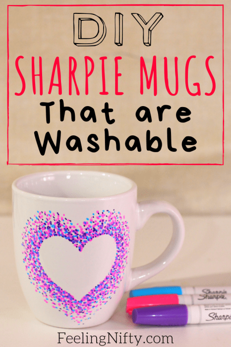 The Complete Guide To Sharpie Mugs With Simple Designs And