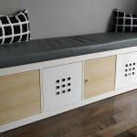 Ikea Kallax Hack Turn Shelf Into A Seating And Storage Bench