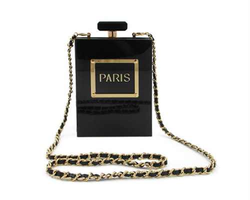 LUI SUI Paris Perfume Shoulder bag