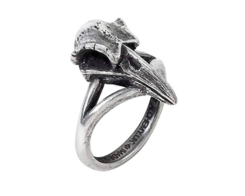 Alchemy of England Rabeschadel Kleiner Ring