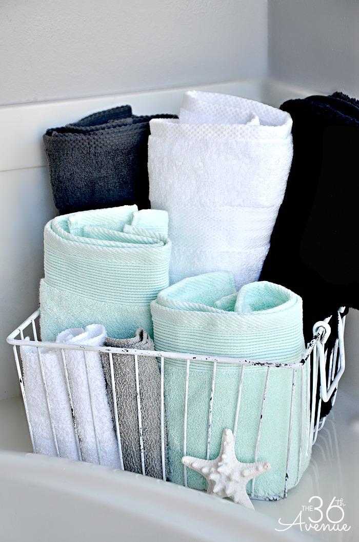 Bathroom Decor Towels