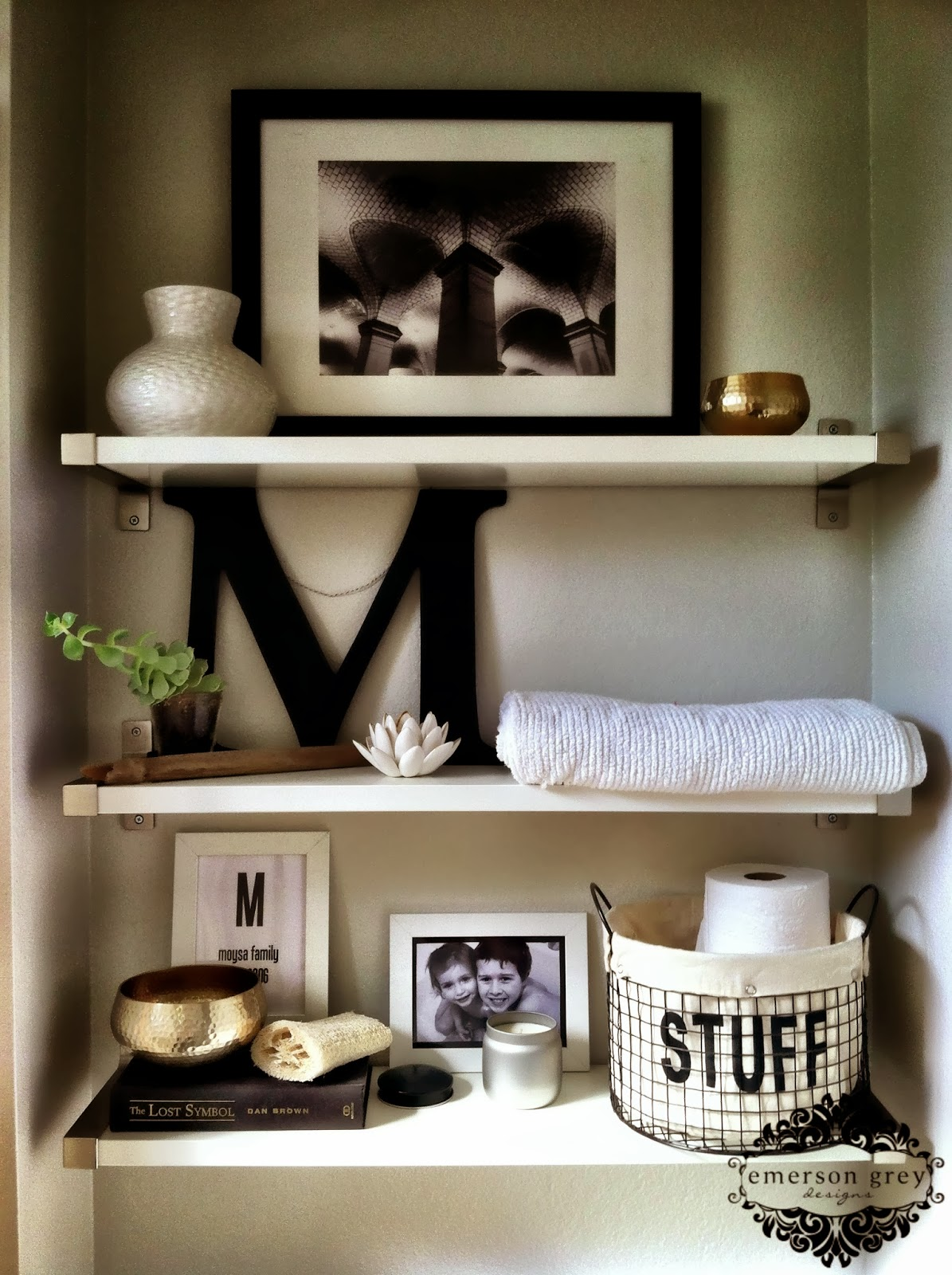 Ideas Bathroom Shelves 20 Cool Bathroom Decor Ideas That You Are Going To Love